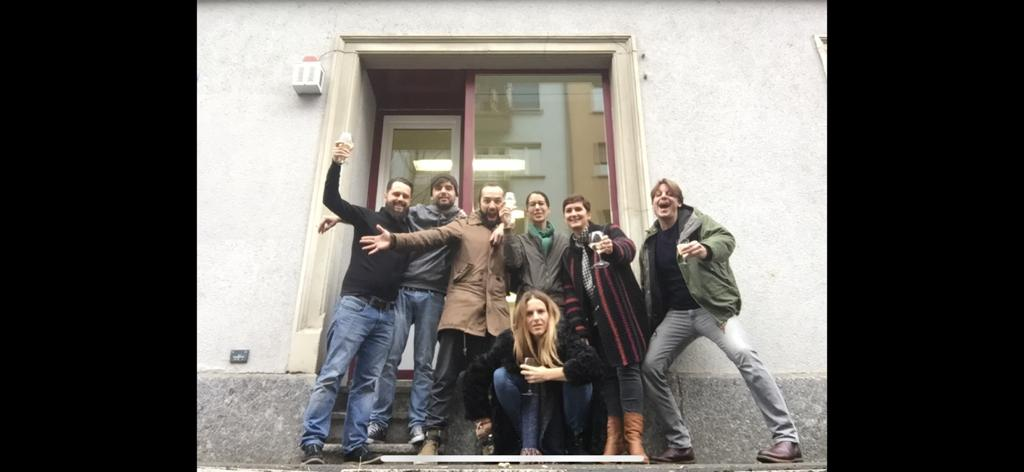 Studio Gasometer, Zurich
