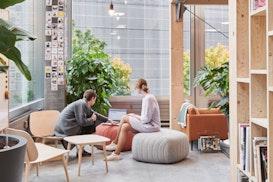 Tadah Coworking Space, Zug