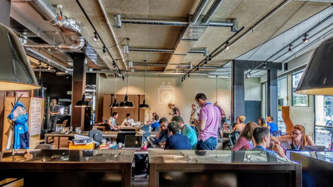 Westhive Coworking, Zurich