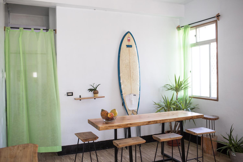 Surf House Taiwan, Dulan