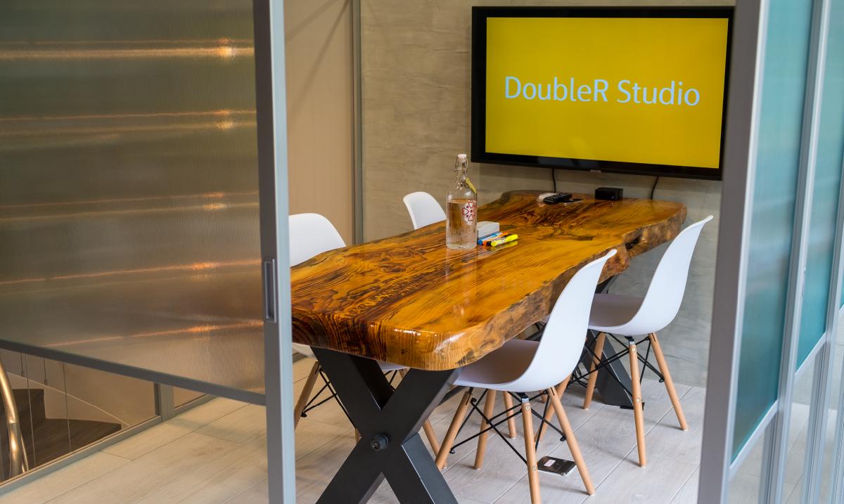 DoubleR Studio, Taipei