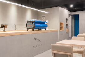 Maven Coworking Cafe, New Taipei