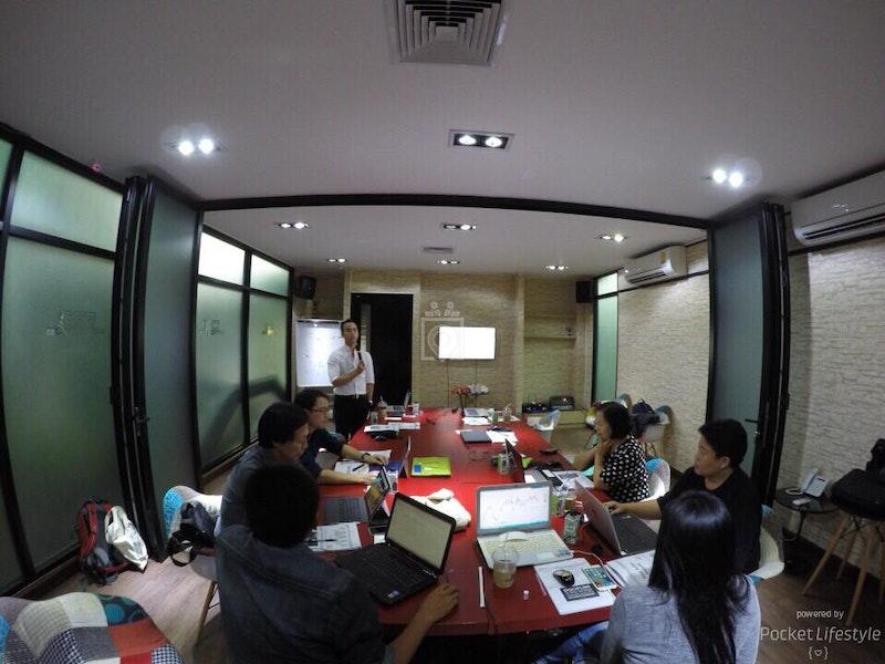 522 Coworking, Bangkok