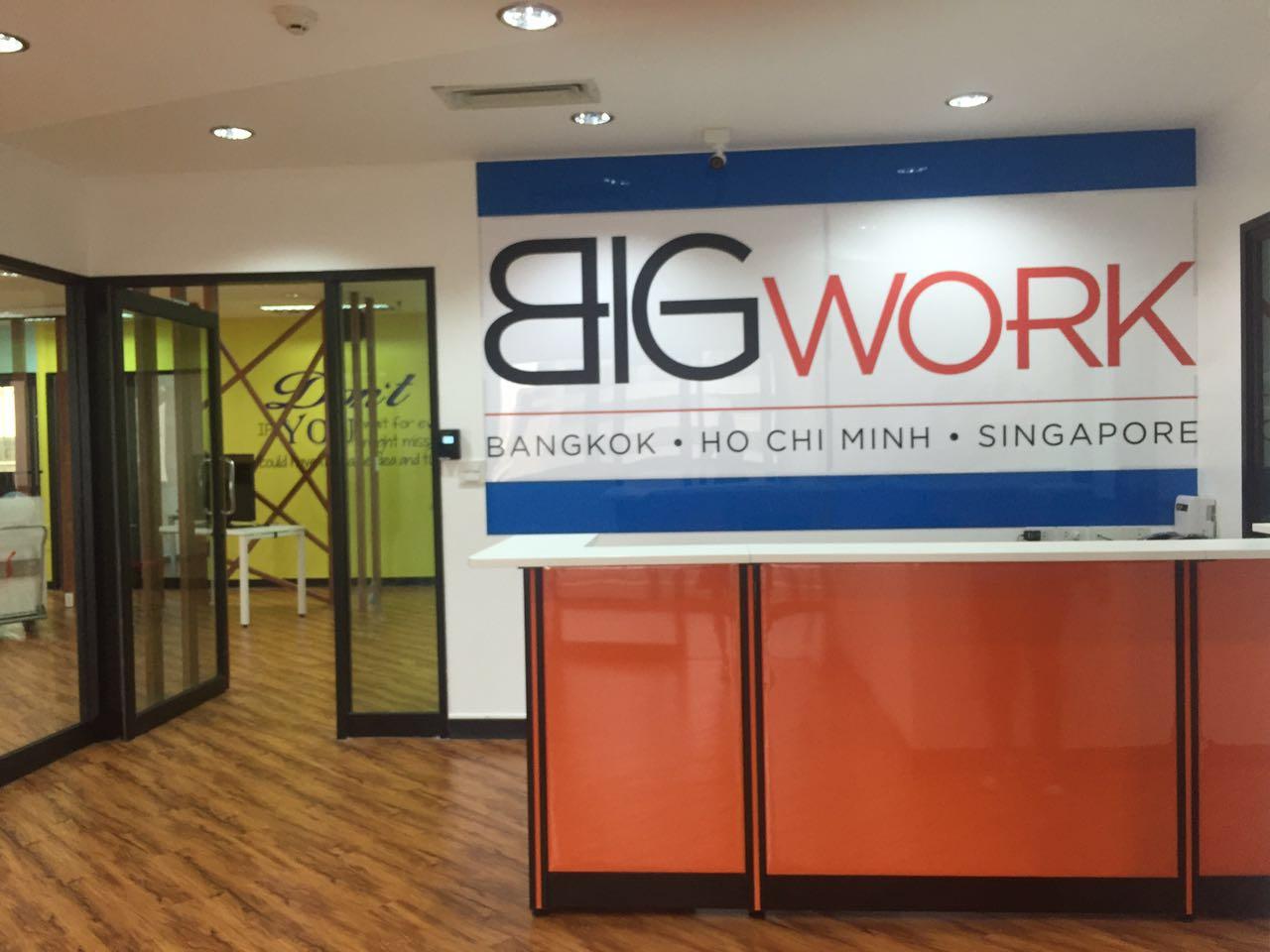 BIGWork, Bangkok