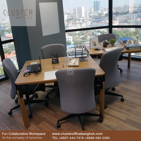 Cluster, Bangkok