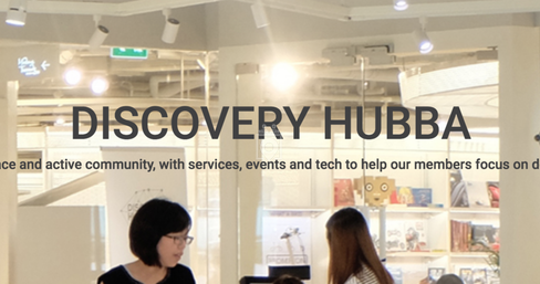 DISCOVERY HUBBA, Bangkok | coworkspace.com