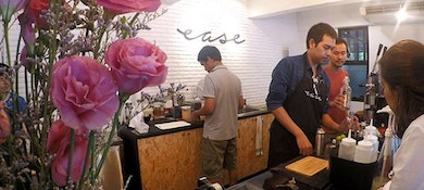 Ease Cafe & CoWorking Space