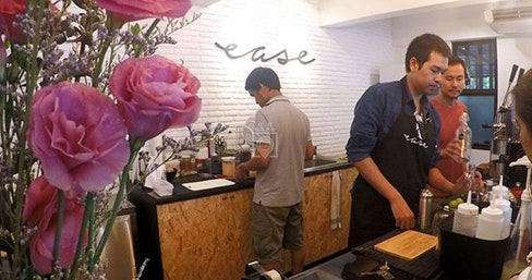 Ease Cafe & CoWorking Space, Bangkok | coworkspace.com