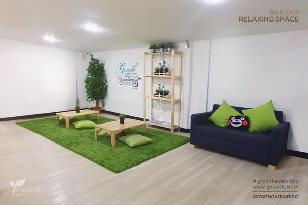 Growth Cafe & Co, Bangkok