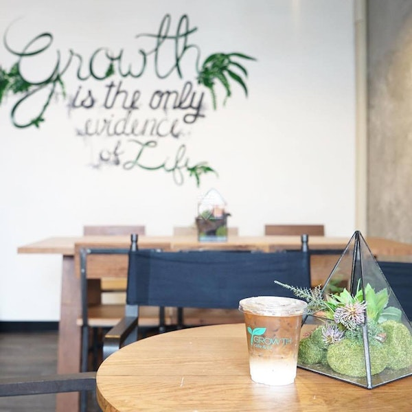 Growth Cafe & Co, Bangkok