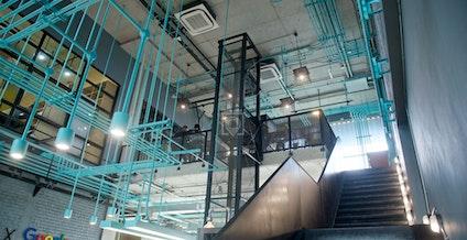 HUBBA - TO co-creation space, Bangkok   coworkspace.com
