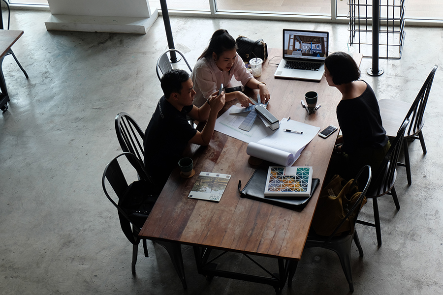 HUBBA - TO co-creation space, Bangkok