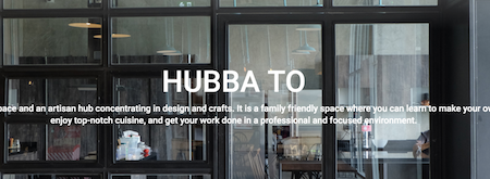 HUBBA - TO co-creation space