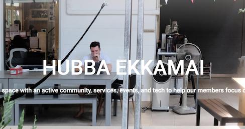 HUBBA, Bangkok | coworkspace.com