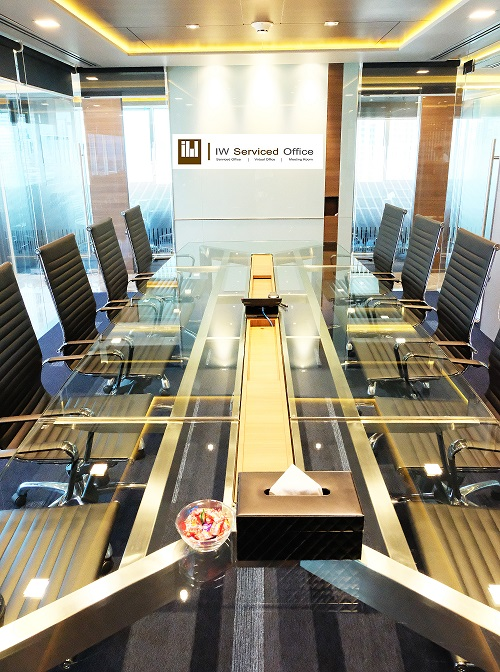 IW Serviced Office, Bangkok
