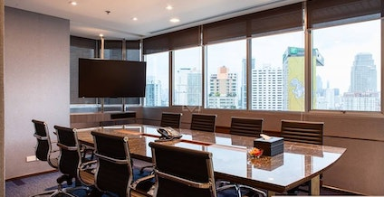 IW Serviced Office, Bangkok | coworkspace.com