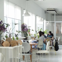 Joint Cafe & Workspace, Bangkok