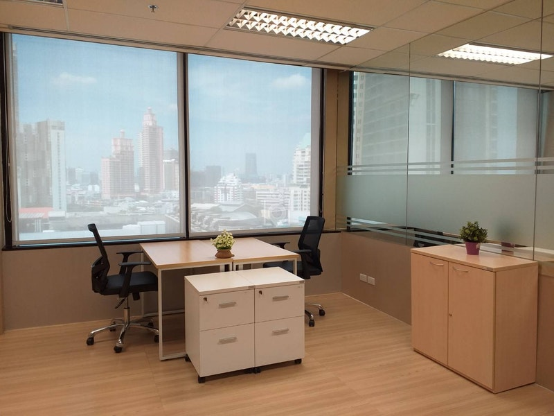 Linuxx Serviced Office - Emporium Tower, Phrom Pong Branch, Bangkok