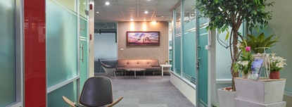 Linuxx Serviced Office - President Tower, Chit Lom Branch