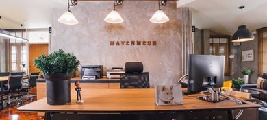 Maven Mesh Coworking Cafe