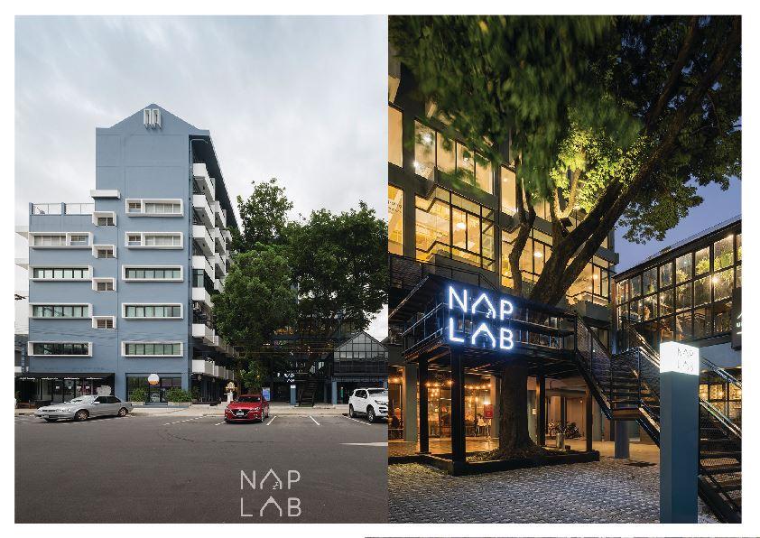 NapLab Chula, Bangkok