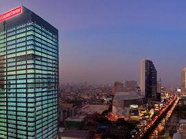 Regus AIA Capital Tower, Regus Thailand