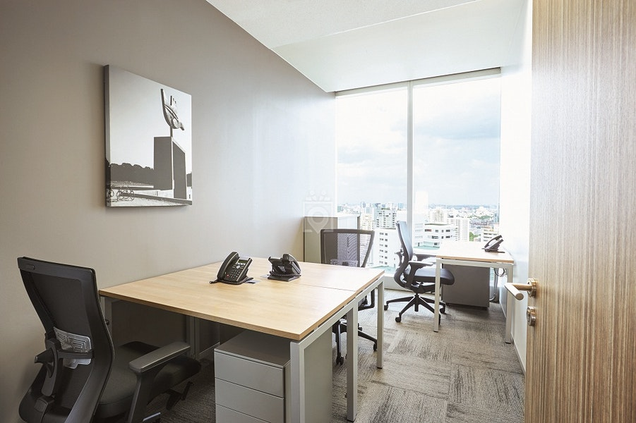 Regus Bhiraj Tower, Bangkok