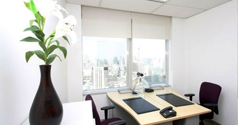 Regus CRC Tower, Bangkok | coworkspace.com