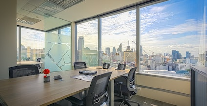 Regus Siam Tower, Bangkok | coworkspace.com