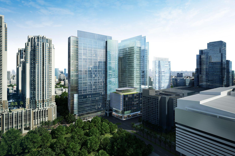Regus AIA Capital Tower, Bangkok - Read Reviews & Book Online