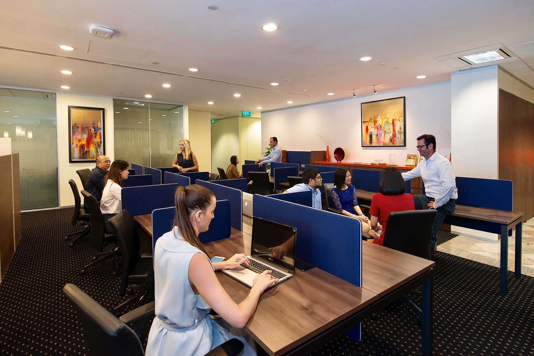 Servcorp at The Offices at CentralWorld, Bangkok