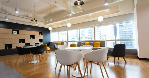 Shinei Serviced Office Space & Coworking, Bangkok | coworkspace.com