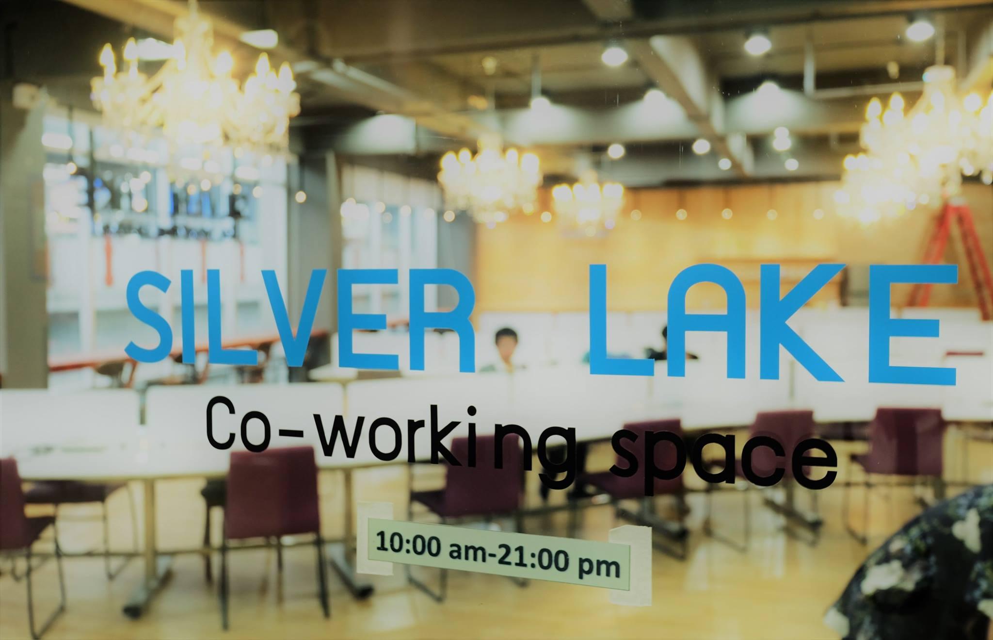 SILVER LAKE Co-working space, Bangkok