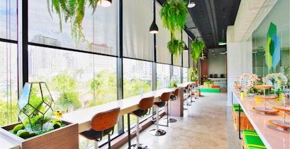 Syn Hub Co-Innovation Space, Bangkok | coworkspace.com