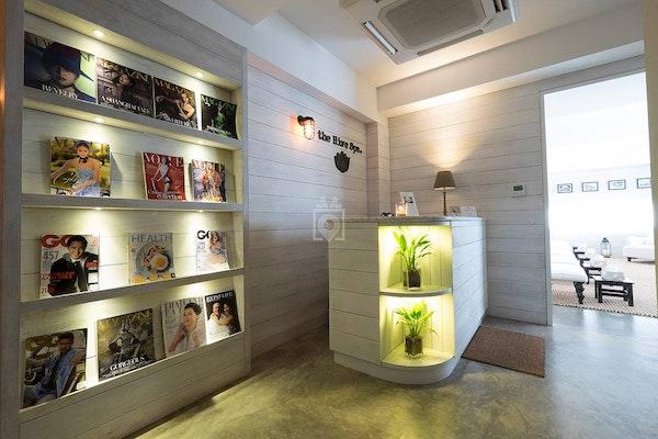 the Hive Thonglor, Bangkok