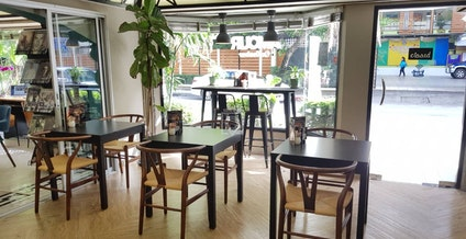 The Nomads Coworking Space, Bangkok | coworkspace.com