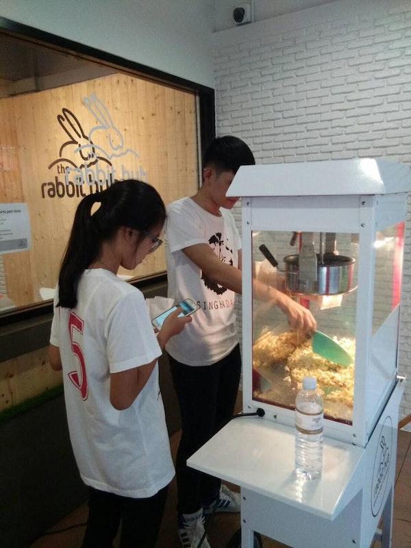 The Rabbit Hub, Bangkok