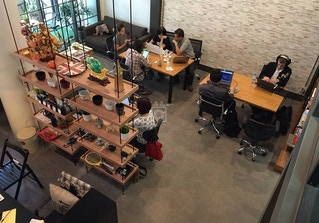 THINK SOciety: Co-working Space & Cafe image 2