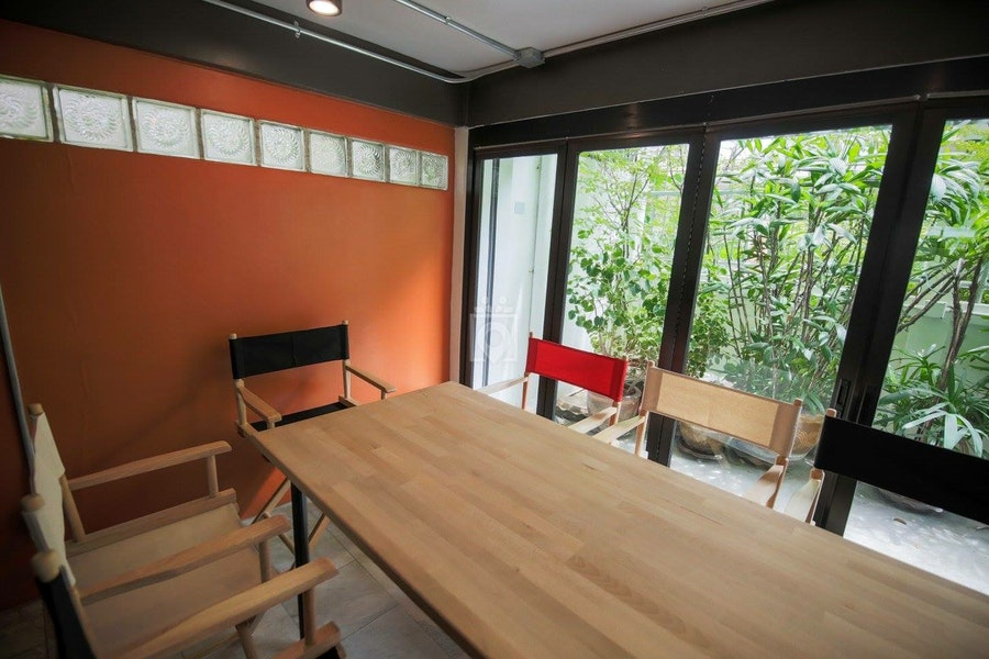 THINK SOciety: Co-working Space & Cafe, Bangkok