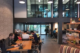 THINK SOciety: Co-working Space & Cafe, Nonthaburi
