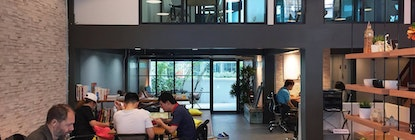 THINK SOciety: Co-working Space & Cafe