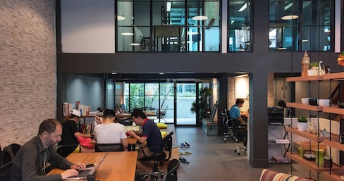 THINK SOciety: Co-working Space & Cafe, Bangkok | coworkspace.com