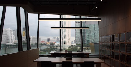 True Space ICONSIAM, Bangkok | coworkspace.com
