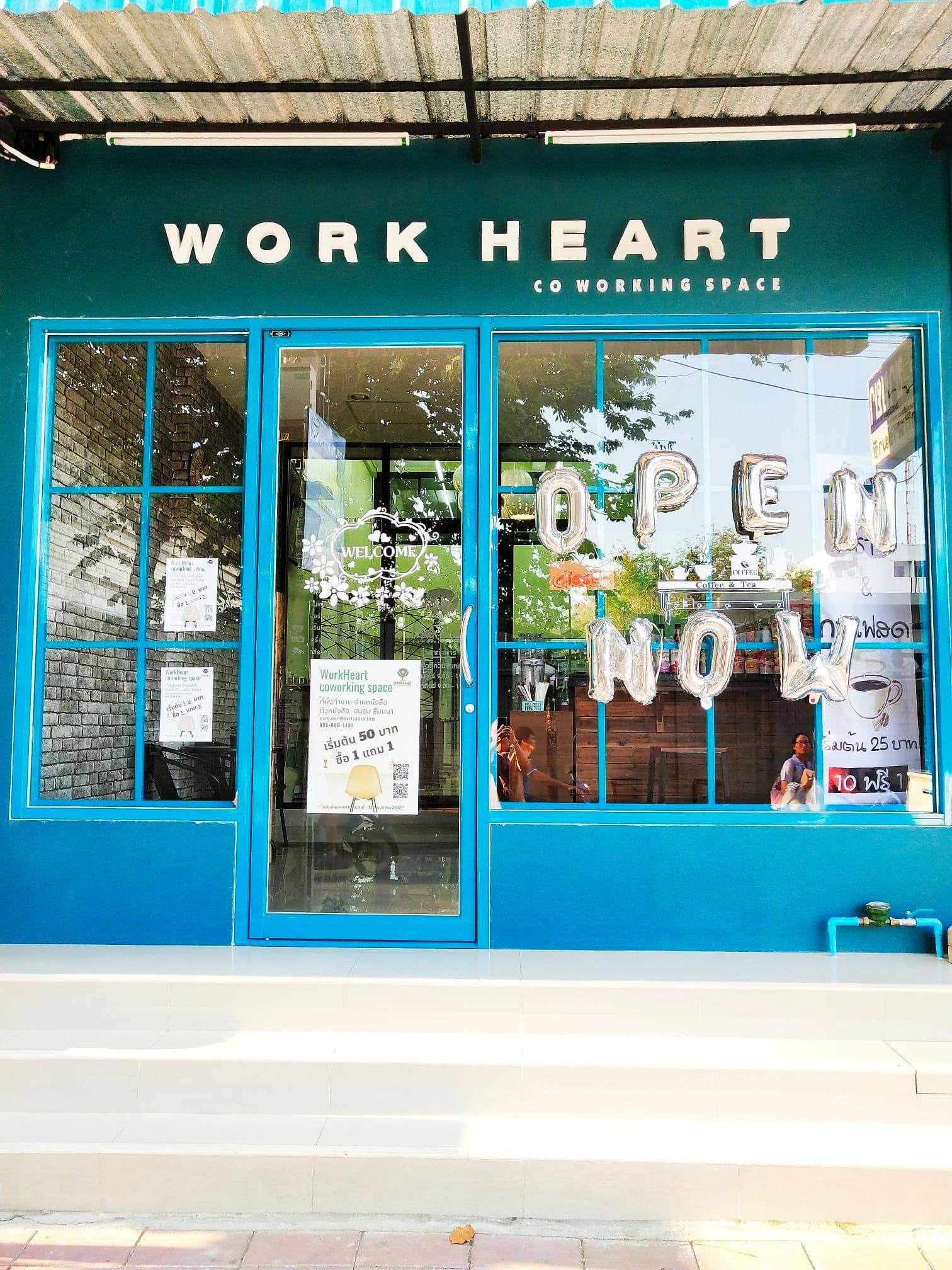 Work Heart Coworking Space, Bangkok