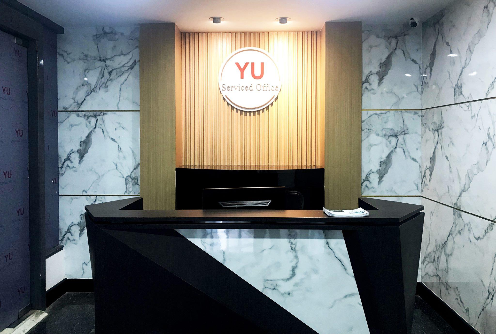 Yu Serviced Office, Bangkok