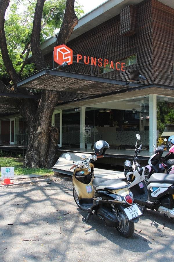 Punspace (Nimman), Chiang Mai