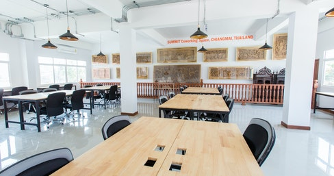 Summit Coworking Space, Chiang Mai | coworkspace.com