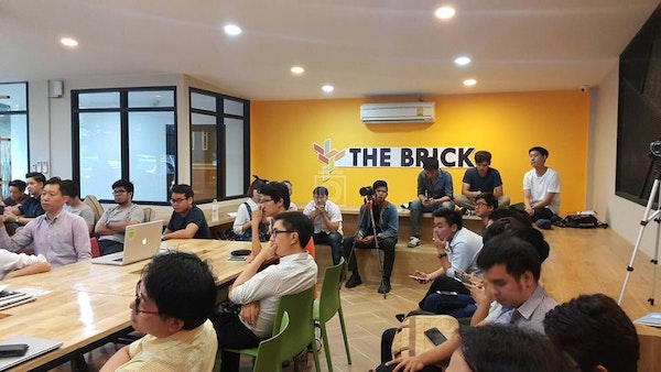 The Brick Space, Chiang Mai