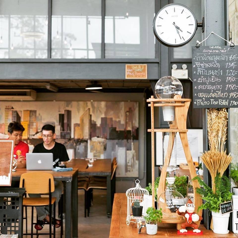 The Portal Coworking&Coffee, Chonburi