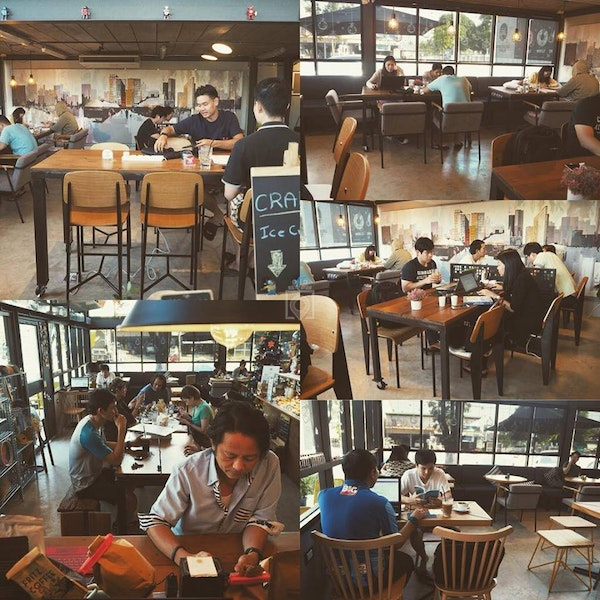 The Portal Coworking&Coffee, Chonburi
